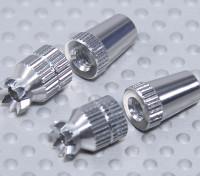 Alloy Anti-Slip TX Control Sticks Short (Futaba TX)