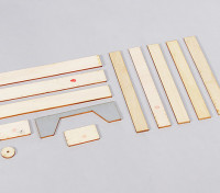 P-40N 1700mm - Replacement Wood Pack