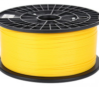 CoLiDo 3D Printer Filament 1.75mm PLA 1KG Spool (Yellow)