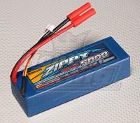 ZIPPY 5000mAh 3S1P 20C Hardcase Pack