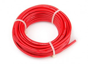 Turnigy High Quality 14AWG Silicone Wire 7m (Red)