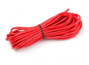 Turnigy High Quality 16AWG Silicone Wire 6m (Red)