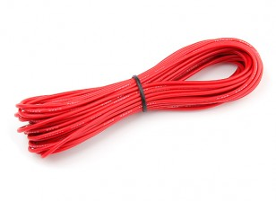 Turnigy High Quality 20AWG Silicone Wire 9m (Red)
