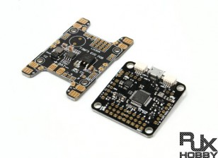 RJX SP Racing F3Evo flight controller with F3 or F3Evo Special PDB