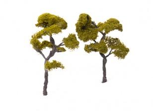 HobbyKing™ 140mm Scenic Wire Model Trees (2 pcs)