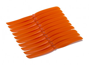 8x4 Orange Propeller (CCW) (10pcs)