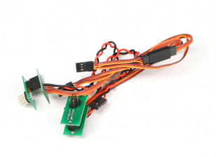 Avios Grand Tundra - Wing PCB and Connection Set