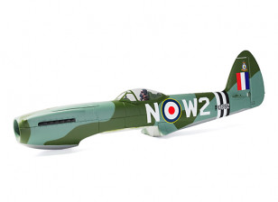 Durafly™ Supermarine Spitfire Mk24 V2 - Replacement Fuselage