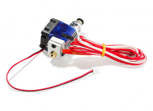 3D Printer V6 Hot End Assembly with 0.4mm Nozzle (Overall)