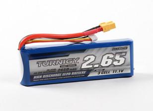 Turnigy 2650mAh 3S 20C Lipo Pack w/XT60
