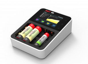 ISDT C4 Smart Battery Charger (25W) (EU Plug)