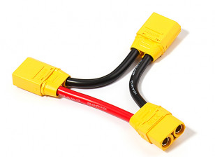 XT90 Battery Harness 10AWG for 2 Packs in Series