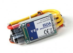 YEP ESC 150A (2~6S) SBEC Brushless Speed Controller
