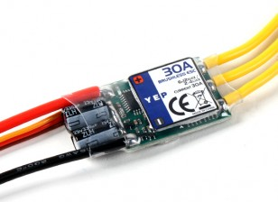 YEP 30A (2~4S) SBEC Brushless Speed Controller