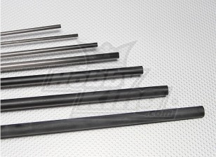 Carbon Fiber Rod (solid) 2.5x750mm