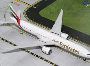 Gemini Jets Emirates Airlines Boeing B777-300ER A6-EPP 1:200 Diecast Model G2UAE642