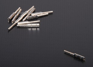 Threaded Ends M2xL20mm (10pcs/set)