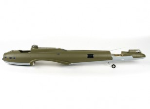 Hobbyking 1875mm B-17 F/G Flying Fortress (V2) (Olive) - Fuselage 1350mm