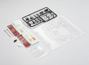 MatrixLine Polycarbonate Engine Kit for 1/10 Touring Cars #1