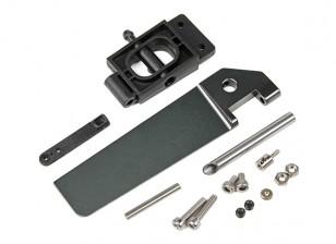 H-King Marine Scott Free, Relentless V1 & V2, Aquaholic Replacement Aluminum Rudder Assembly