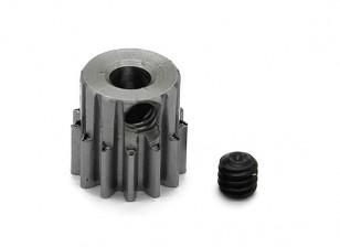 Robinson Racing Steel Pinion Gear 48 Pitch Metric (.6 Module) 13T