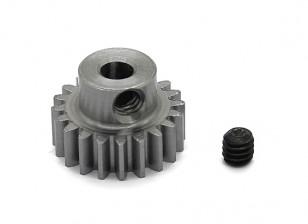 Robinson Racing Steel Pinion Gear 48 Pitch Metric (.6 Module) 20T