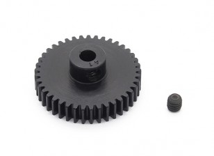 Robinson Racing Black Anodized Aluminum Pinion Gear 48 Pitch 41T