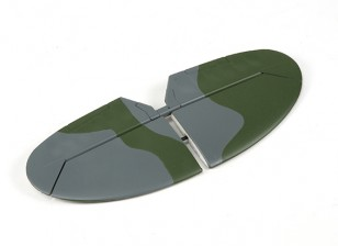 Durafly™ Spitfire Mk5 ETO (Green/Grey) Horizontal Tail