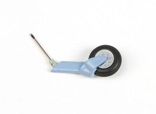 Durafly™ Spitfire Mk5 Desert Scheme Tail Wheel