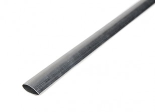 "K&S Precision Metals Aluminum Streamline Tube 3/4"" x 35"" (Qty 1)"