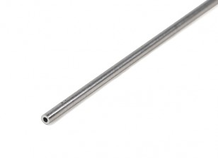 K&S Precision Metals Aluminum Stock Tube 2mm OD x 0.45 x 1000mm (Qty 1)