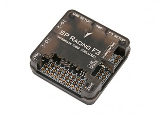 Deluxe F3 Flight Controller with Built-in OSD