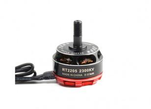 Gemfan RT2205L 2300kv Brushless Outrunner Motor (CW/CCW)