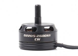Turnigy D2205-2600KV 28g Brushless Motor CW