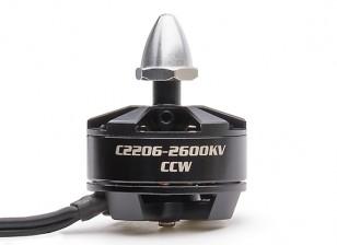 Turnigy D2206-2600KV 31g Brushless Motor CCW