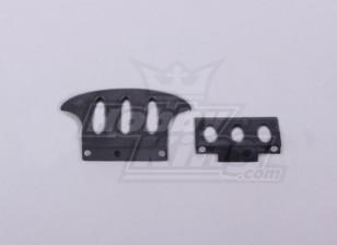 Front & Rear Bumper 1 set - 118B, A2006 and A2035