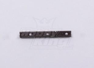Drive Gear Shaft Rear - 118B, A2006, A2023T and A2035