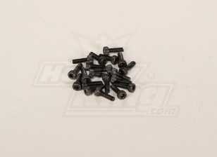 Screw Socket Head Hex M3x10mm (20pcs)