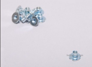 Blind Nut M4 (10pcs)