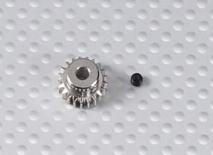 21T/3.175mm 48 Pitch Steel Pinion Gear