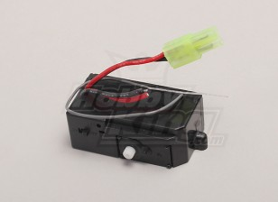 All-in-one RX/ESC/Servo - 1/18 4WD RTR On-Road Drift/Short Course