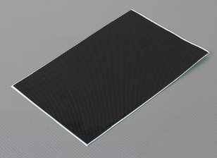 Self Adhesive Decal Sheet - Carbon Fiber Look