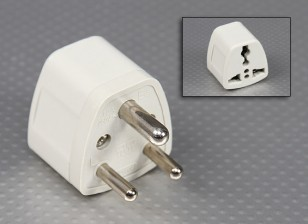 British Standards BS 546 Multi-Standard Sockets Adaptor