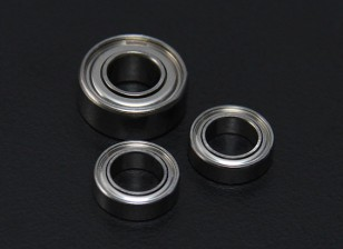 Turnigy Aerodrive SK3 5045/5055 Series Replacement Ball Bearing Set (3pcs/bag)
