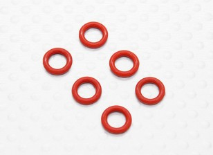 Diff O-ring Seal (6pcs/bag) - 1/10 Quanum Vandal 4WD Racing Buggy