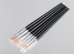 Hobby Paint Brush Set