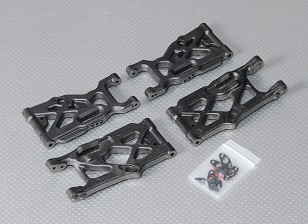 Front and Rear Lower Susp. Arms - A2038 & A3015 (1set)