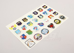 Squadron/Air Command Insignia Various