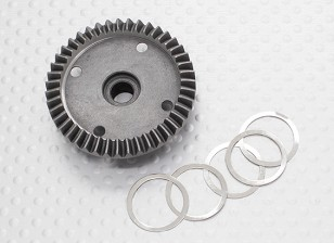 Diff crown gear with output shaft Shim - A2038 & A3015