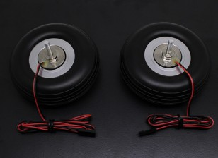 """Turnigy Electric Magnetic Brake System 80mm (3.0"""") Wheel (2pc)"""